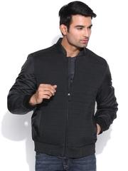 Turtle Black Padded Jacket