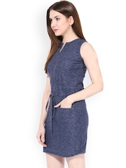 Miss Chase Blue Shift Dress