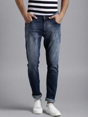 Kook N Keech Marvel Navy Tapered Jeans