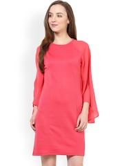 RARE Pink Shift Dress