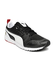 PUMA Unisex Black Ferrari Casual Shoes