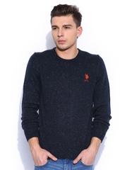 U.S. Polo Assn. Navy Sweater