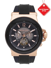 Michael Kors Men Black Dial Watch MK9019
