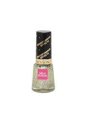 Revlon Transforming Effects Golden Confetti Top Coat Nail Enamel 735