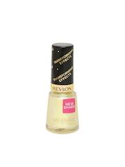 Revlon Transforming Effects Gold Glaze Top Coat Nail Enamel 775