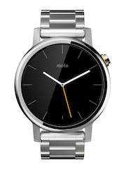 Moto 360 (2nd Gen) Women Silver Metal Smart Watch