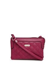 Lavie Magenta Sling Bag