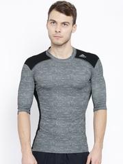 Adidas Grey Melange TF Base T-shirt