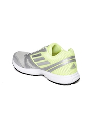 Adidas Women Grey & Neon Green Hachi 1.0 Running Shoes