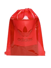 Adidas Originals Unisex Red AC Gym Sack