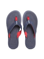 Adidas Men Navy Merino SYN Flip-Flops