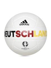 Adidas White EURO16 Germany Printed Football
