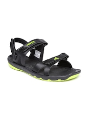 Adidas Men Black Terra KERIO SYN 3.0 Sports Sandals