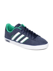 Adidas Neo Men Navy Derby VULC Casual Shoes