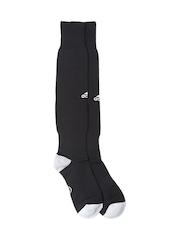 Adidas Men Black MILANO 16 Knee-Length Football Socks
