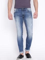 Llak Jeans Blue Skinny Fit Jeans