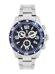 U.S. Polo Assn. Men Navy Dial Chronograph Watch USAT0092