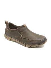 Rockport Men Brown Semiformal Shoes