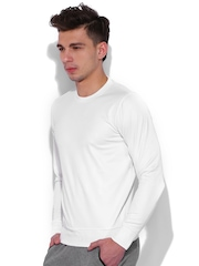United Colors of Benetton Off-White Sweatshirt