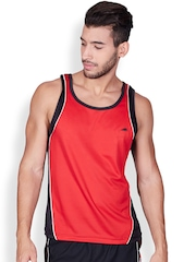 2go ACTIVE GEAR USA Red & Black Innerwear Vest EC-VSP-01