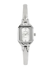 Westar Women Silver-Toned Dial Watch 2602STN107
