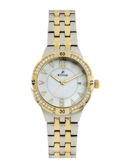 Westar Women Pearly White Dial Watch 0427CBN111