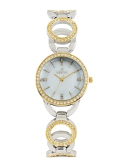 Westar Women Pearly White Dial Watch 0449CBN111