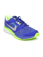 Nike Men Blue Tri-Fusion Run MSL Running Shoes