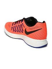 Nike Men Orange Air Zoom Pegasus 32 Running Shoes