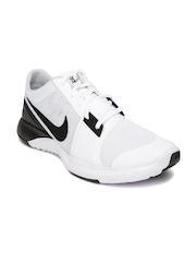 Nike Men White & Black FS Lite Treiner 3 Training Shoes