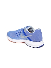 Nike Women Blue Zoom Winflo 2 Running Shoes
