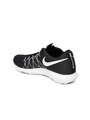 Nike Women Charcoal Grey Flex Fury 2 Training Shoes