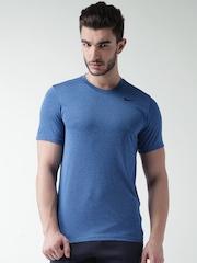 Nike Blue Melange AS Legend T-Shirt