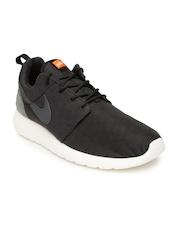 Nike Men Black Roshe One Retro Casual Shoes