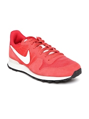 Nike Men Red Internationalist Casual Shoes