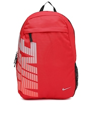 Nike Unisex Red Classic Sand Backpack