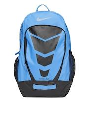 Nike Unisex Blue & Black Max Air Vapor Backpack