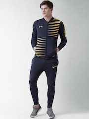 Nike Navy Football Tracksuit