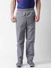 Nike Grey Relaxed Fit Track Pants