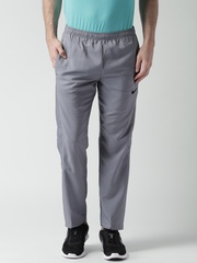 Nike Grey AS Team Woven Training Track Pants
