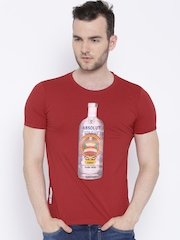 Duke Red Printed T-shirt