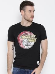 Duke Black Graphic Print T-shirt