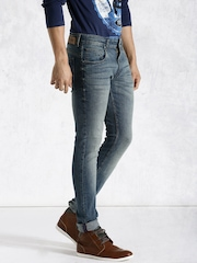 Roadster Blue Skinny Fit Jeans
