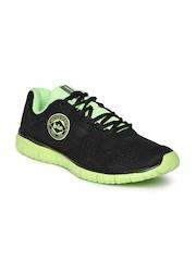 Lee Cooper Men Black Sports Shoes