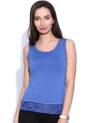 AND by Anita Dongre Blue Top