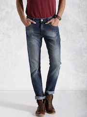 Roadster Blue Slim Fit Jeans