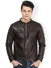 Atorse Brown Jacket