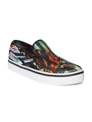 Reebok Women Multicoloured Printed Skyscape Casual Shoes
