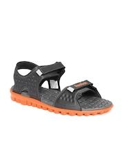 Reebok Men Black Ultra Flex 1.5 Sports Sandals