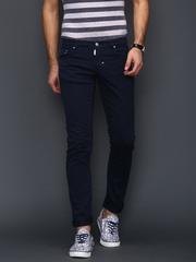 Antony Morato Gold Navy Fredo Skinny Jeans